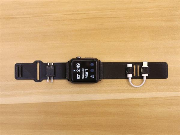 DIY: 3D print your own custom Apple Watch band using